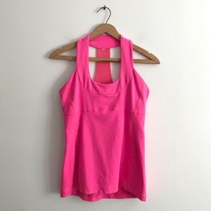Lululemon scoop neck active workout tank